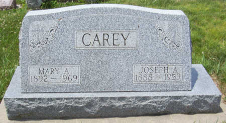 CAREY, MARY A. - Shelby County, Iowa | MARY A. CAREY