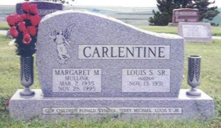 CARLENTINE, LOUIS SAM - Shelby County, Iowa | LOUIS SAM CARLENTINE