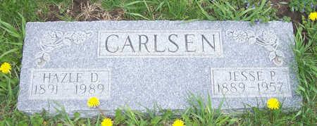 CARLSEN, JESSE P. - Shelby County, Iowa | JESSE P. CARLSEN