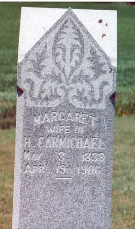 CARMICHAEL, MARGARET - Shelby County, Iowa | MARGARET CARMICHAEL