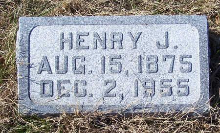 CARSTENS, HENRY J. - Shelby County, Iowa | HENRY J. CARSTENS