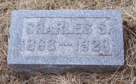 CHAMBERLEN, CHARLES S. - Shelby County, Iowa | CHARLES S. CHAMBERLEN