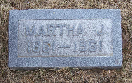 CHAMBERLEN, MARTHA J. - Shelby County, Iowa | MARTHA J. CHAMBERLEN