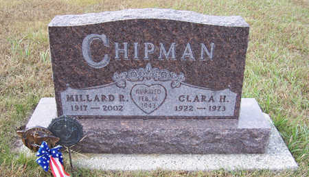 CHIPMAN, MILLARD R. - Shelby County, Iowa | MILLARD R. CHIPMAN