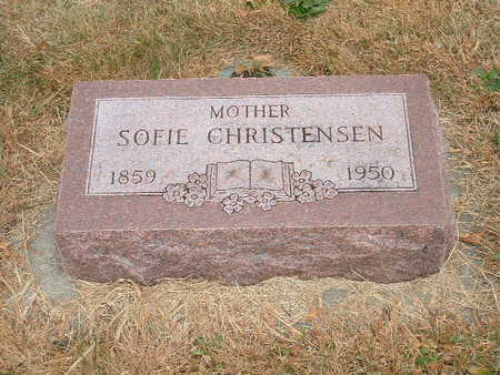 CHRISTENSEN, SOFIE - Shelby County, Iowa | SOFIE CHRISTENSEN