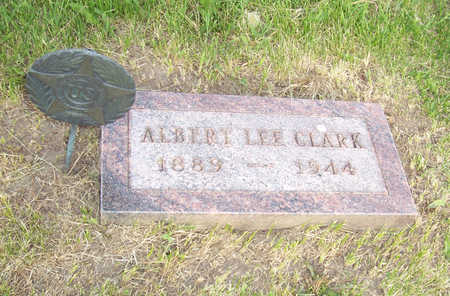 CLARK, ALBERT LEE - Shelby County, Iowa | ALBERT LEE CLARK