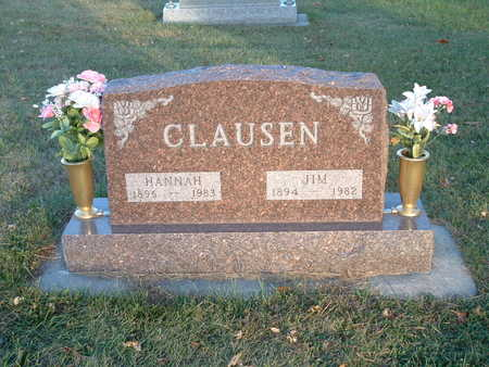 CLAUSEN, JOHANNAH - Shelby County, Iowa | JOHANNAH CLAUSEN