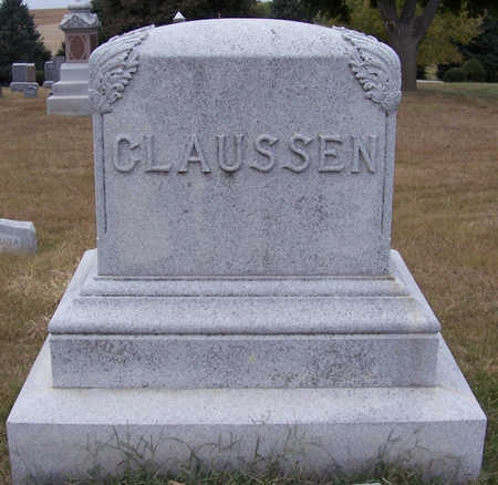 CLAUSSEN, (LOT) - Shelby County, Iowa | (LOT) CLAUSSEN