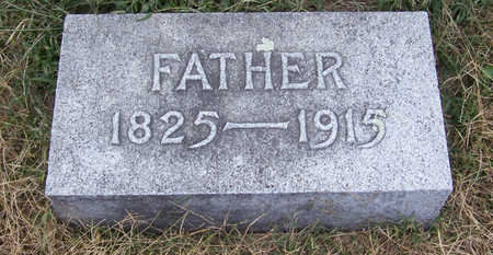CLAUSSEN, FATHER - Shelby County, Iowa | FATHER CLAUSSEN