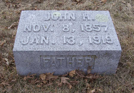 CLAUSSEN, JOHN H. (FATHER) - Shelby County, Iowa | JOHN H. (FATHER) CLAUSSEN