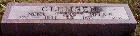 CLEMSEN, NELS P. - Shelby County, Iowa | NELS P. CLEMSEN