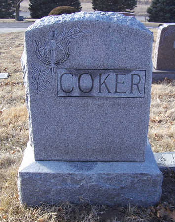 COKER, JAMES F. & MARY E. (LOT) - Shelby County, Iowa | JAMES F. & MARY E. (LOT) COKER
