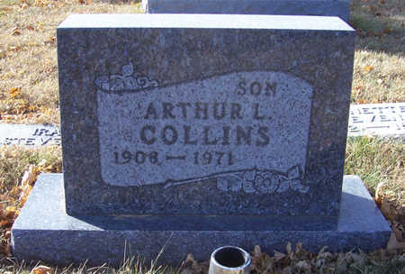 COLLINS, ARTHUR L. - Shelby County, Iowa | ARTHUR L. COLLINS