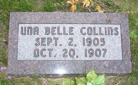 COLLINS, UNA BELLE - Shelby County, Iowa | UNA BELLE COLLINS