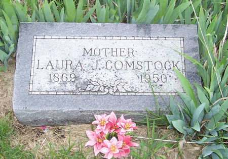 COMSTOCK, LAURA J. - Shelby County, Iowa | LAURA J. COMSTOCK