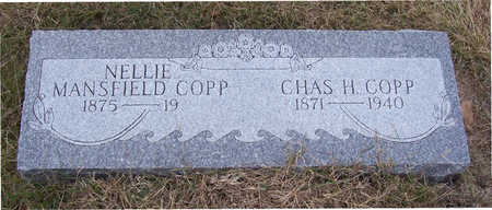COPP, NELLIE - Shelby County, Iowa | NELLIE COPP