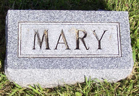 COREY, MARY F. - Shelby County, Iowa | MARY F. COREY