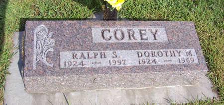 COREY, DOROTHY M. - Shelby County, Iowa | DOROTHY M. COREY