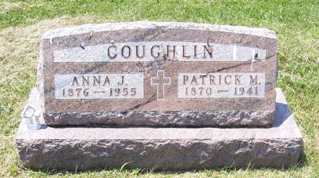 COUGHLIN, PATRICK M. - Shelby County, Iowa | PATRICK M. COUGHLIN