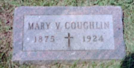 COUGHLIN, MARY V. - Shelby County, Iowa | MARY V. COUGHLIN