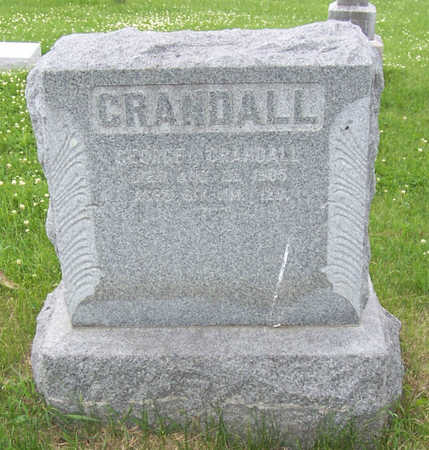CRANDALL, GEORGE - Shelby County, Iowa | GEORGE CRANDALL