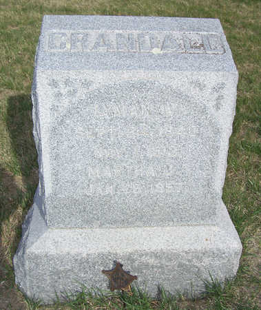 CRANDALL, MARTHA J. - Shelby County, Iowa | MARTHA J. CRANDALL