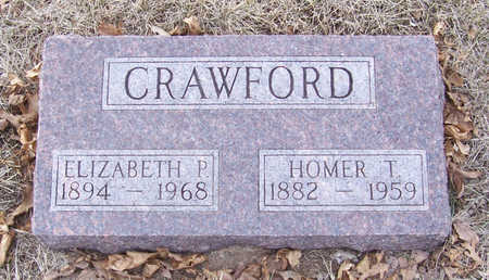 CRAWFORD, ELIZABETH P. - Shelby County, Iowa | ELIZABETH P. CRAWFORD