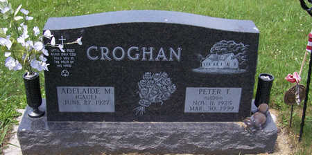 CROGHAN, ADELAIDE M. - Shelby County, Iowa | ADELAIDE M. CROGHAN