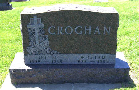 CROGHAN, WILLIAM - Shelby County, Iowa | WILLIAM CROGHAN