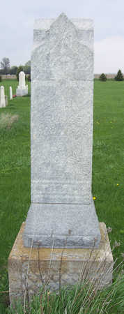 CROUSE, MARY A. - Shelby County, Iowa   MARY A. CROUSE