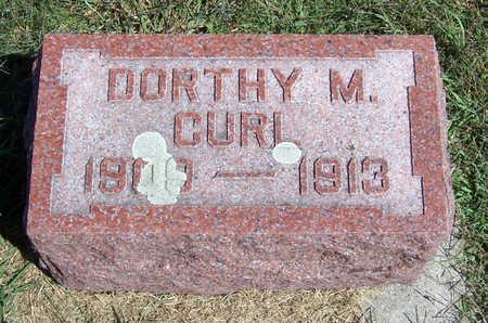 CURL, DORTHY M. - Shelby County, Iowa | DORTHY M. CURL