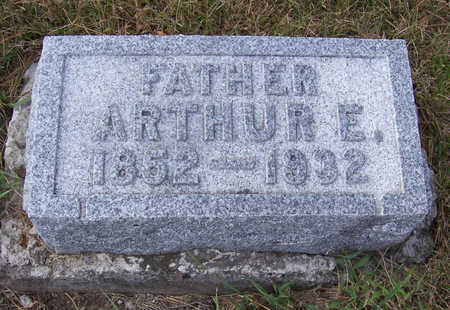 CURRY, ARTHUR E. (FATHER) - Shelby County, Iowa | ARTHUR E. (FATHER) CURRY