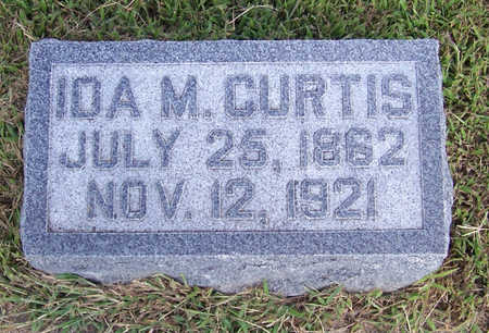 CURTIS, IDA M. - Shelby County, Iowa | IDA M. CURTIS