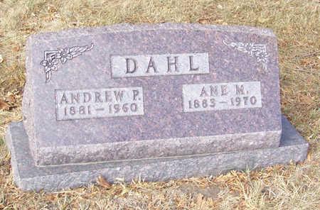 DAHL, ANDREW P. - Shelby County, Iowa | ANDREW P. DAHL