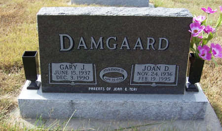 DAMGAARD, JOAN D. - Shelby County, Iowa | JOAN D. DAMGAARD