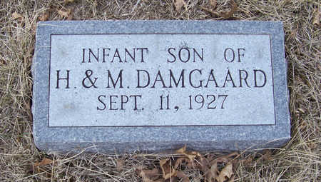 DAMGAARD, INFANT SON - Shelby County, Iowa | INFANT SON DAMGAARD