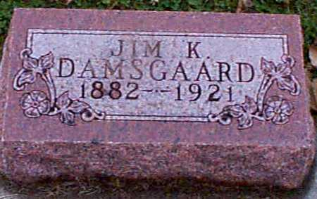 DAMSGAARD, JIM K - Shelby County, Iowa | JIM K DAMSGAARD