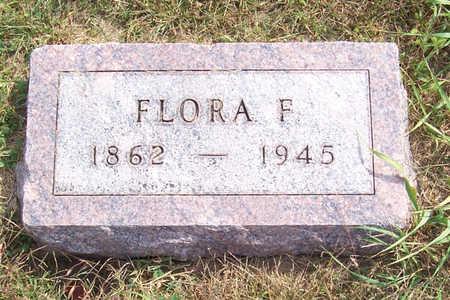 DAVIS, FLORA F. - Shelby County, Iowa | FLORA F. DAVIS