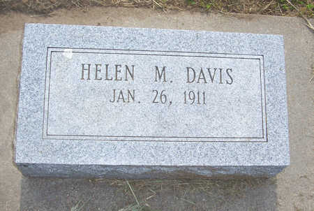 DAVIS, HELEN M. - Shelby County, Iowa | HELEN M. DAVIS