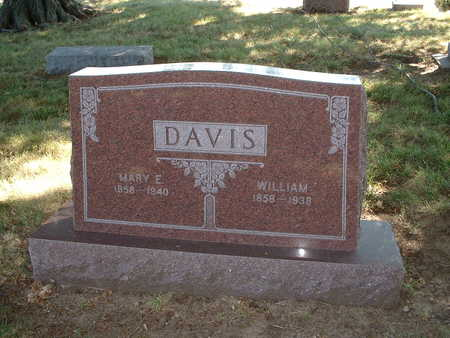 DAVIS, WILLIAM - Shelby County, Iowa | WILLIAM DAVIS