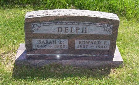 DELPH, SARAH L. - Shelby County, Iowa | SARAH L. DELPH