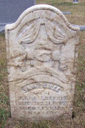 DENNIS, JAMES LEE - Shelby County, Iowa | JAMES LEE DENNIS