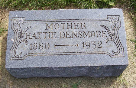 DENSMORE, HATTIE (MOTHER) - Shelby County, Iowa | HATTIE (MOTHER) DENSMORE