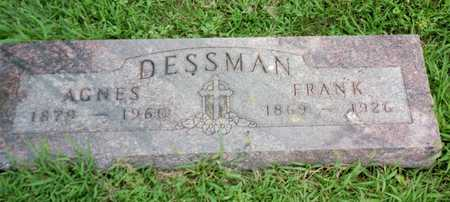 DESSMAN, FRANK - Shelby County, Iowa | FRANK DESSMAN