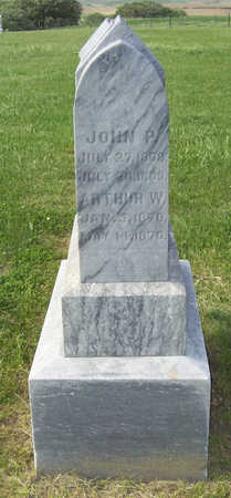 DEUPREE, JOHN P. - Shelby County, Iowa | JOHN P. DEUPREE