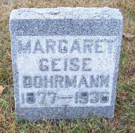DOHRMAN, MARGARET - Shelby County, Iowa | MARGARET DOHRMAN