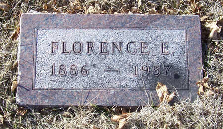 DOLLEN, FLORENCE E. - Shelby County, Iowa | FLORENCE E. DOLLEN
