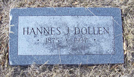 DOLLEN, HANNES J. - Shelby County, Iowa | HANNES J. DOLLEN