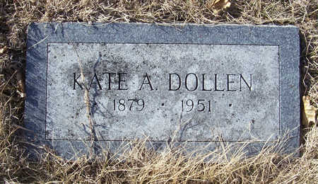 DOLLEN, KATE A. - Shelby County, Iowa | KATE A. DOLLEN