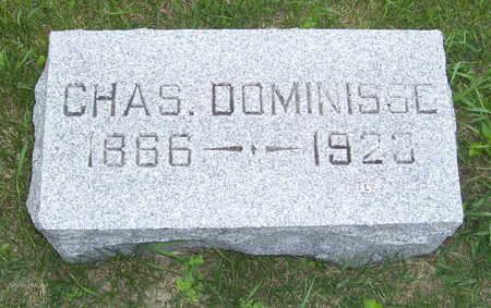 DOMINISSE, CHAS. - Shelby County, Iowa | CHAS. DOMINISSE